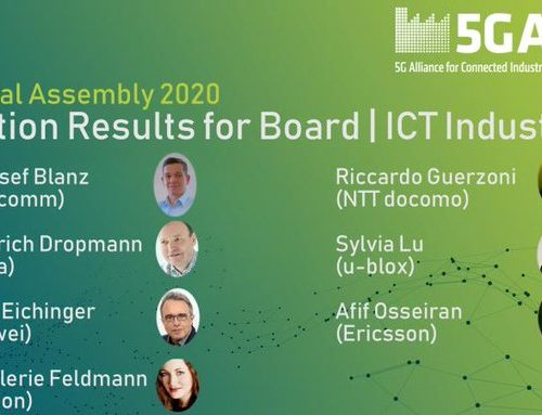 Election Results for 5GACIA Board