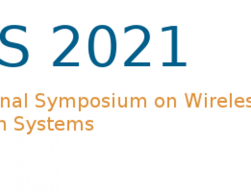 Join 5G-SMART at ISWCS 2021 in Berlin