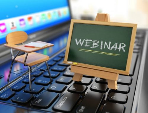 Webinar on September the 22nd. Save the date!